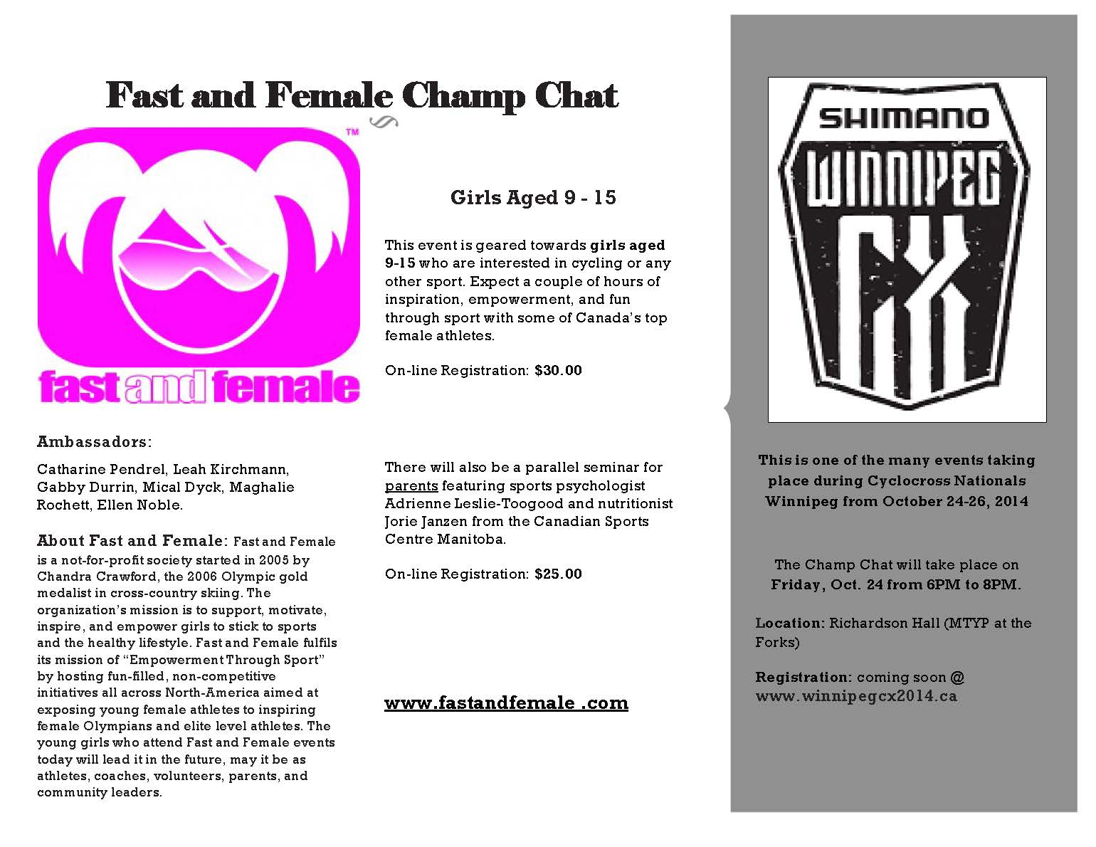 Fast and Female Poster (2)