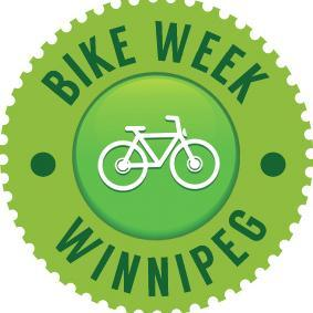 Bikes Winnipeg Bike Week Logo