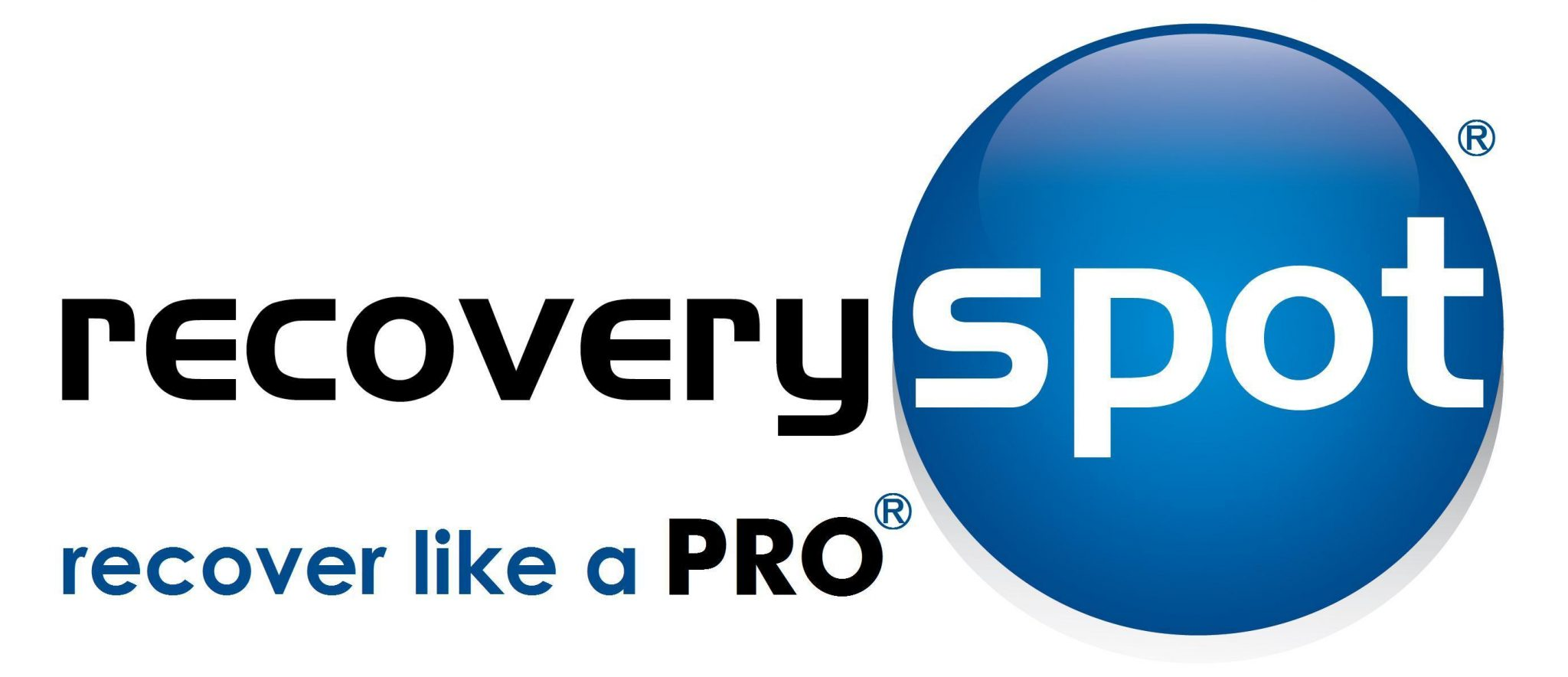 Recovery Sport Recover like a pro logo